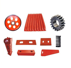 Wear & Spare Parts For Jaw Crusher