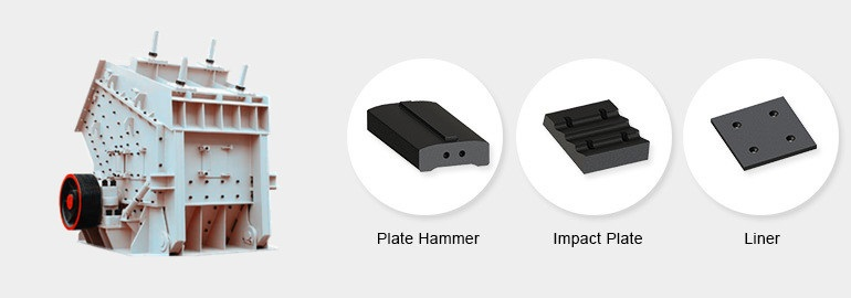 Parts For Impact Crusher