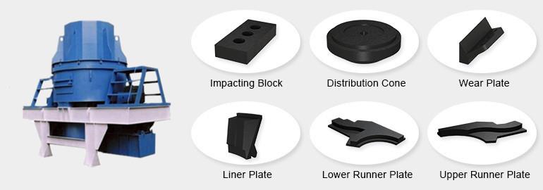 Parts For VSI Crusher