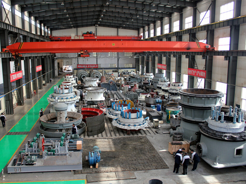 Full view of workshop
