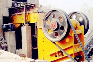 PE Series Jaw Crusher Running pic 1