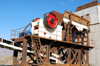 PE Series Jaw Crusher Running 3