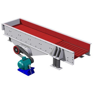 SGF Series Vibrating Feeder